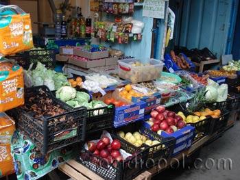Овидиопольский продовольственный рынок
