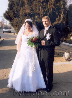 Марущак Захар и Юлия